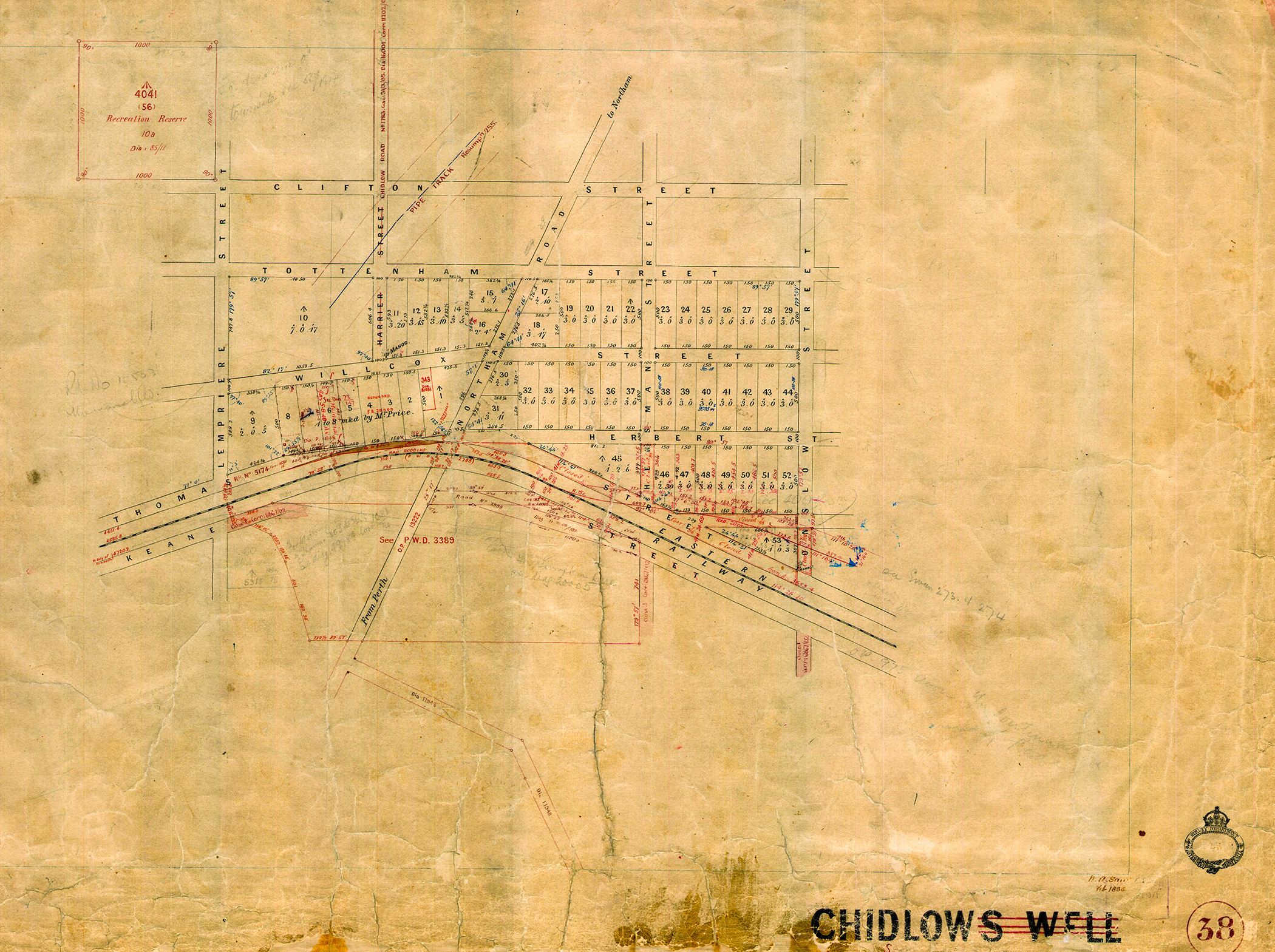 early-chidlow-subdivision