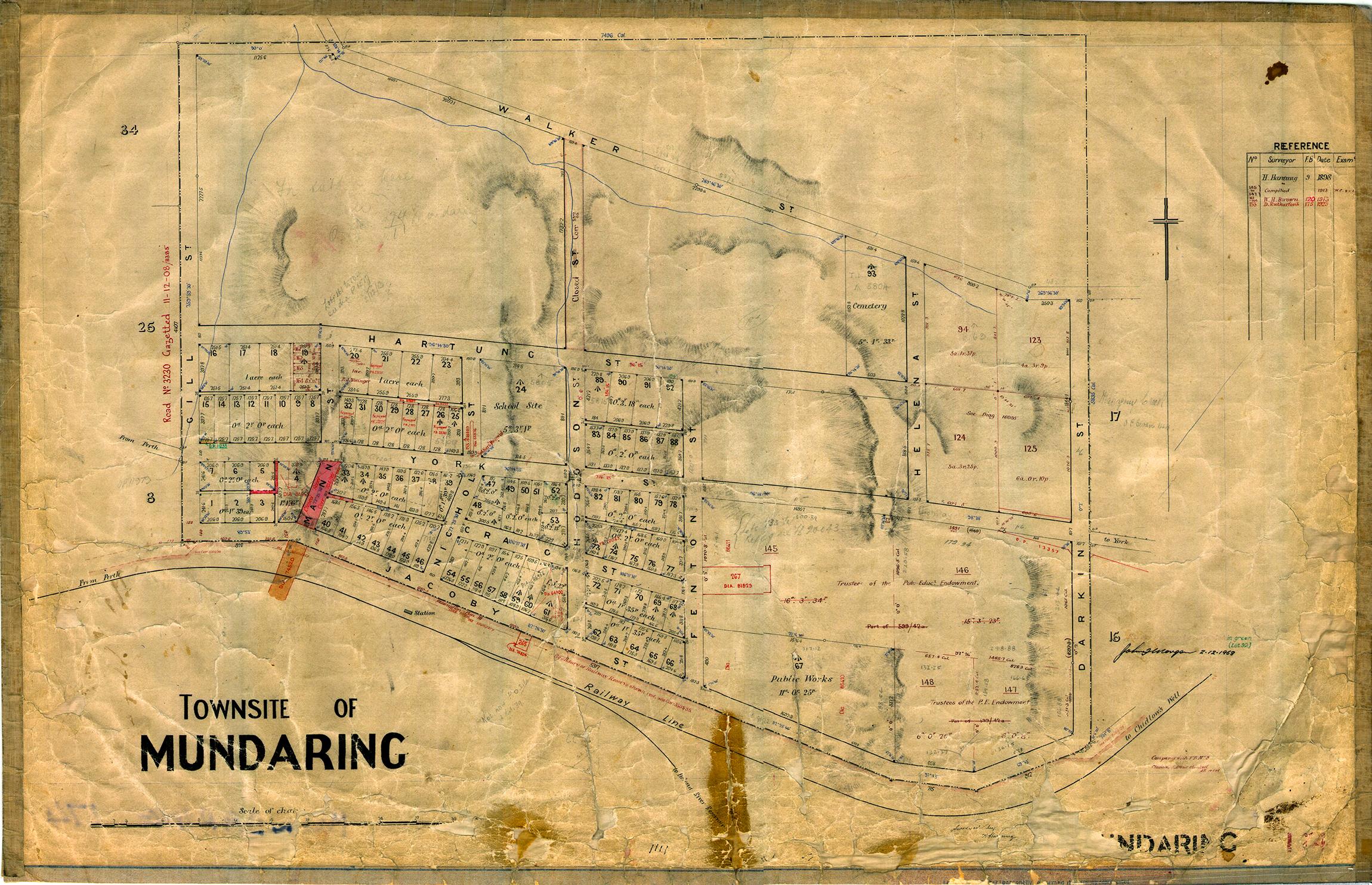 early-mundaring-subdivision